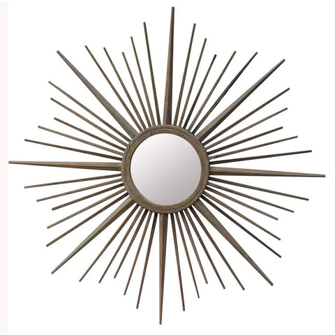 Metal Star Mirror