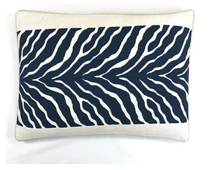 Kenya Navy Pillow