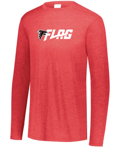 Long Sleeve Tri Blend - Adult - Atlanta Falcons
