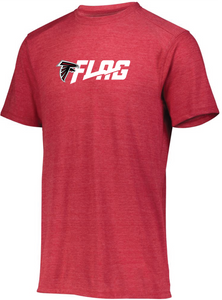 Tri Blend T Shirt - Youth - Atlanta Falcons