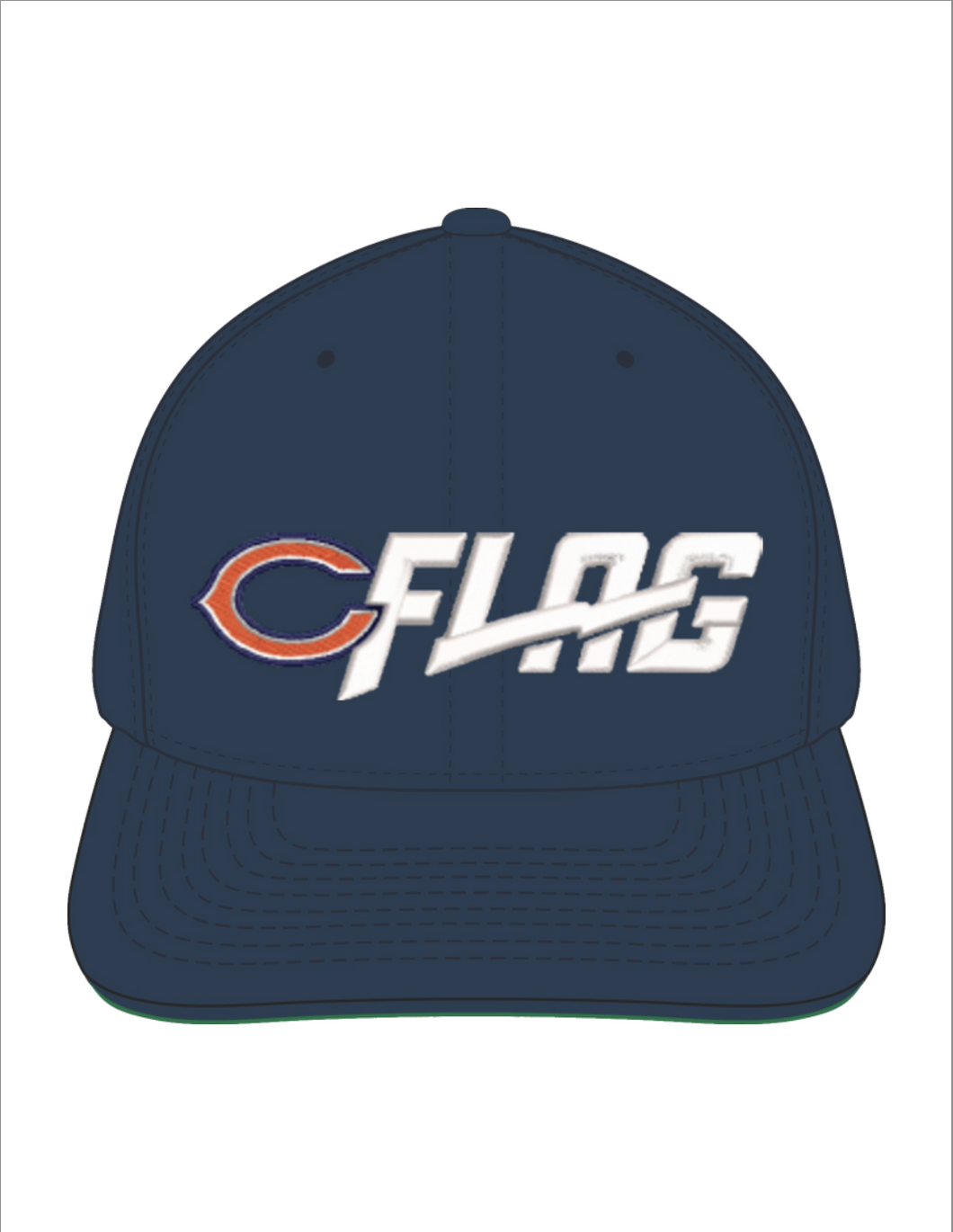 Adjustable Cap  - Chicago Bears