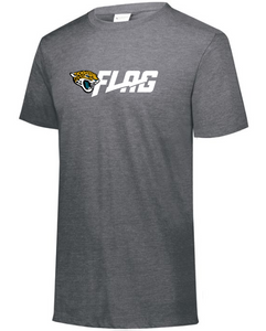 Tri Blend T Shirt - Youth - Jackonsville Jaguars