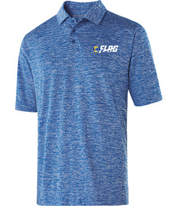 Heathered Polo - Los Angeles Rams