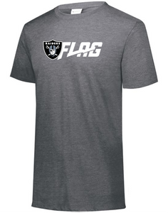 Tri Blend T Shirt - Ladies - Las Vegas Raiders