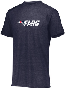 Tri Blend T Shirt - Ladies - New England Patriots