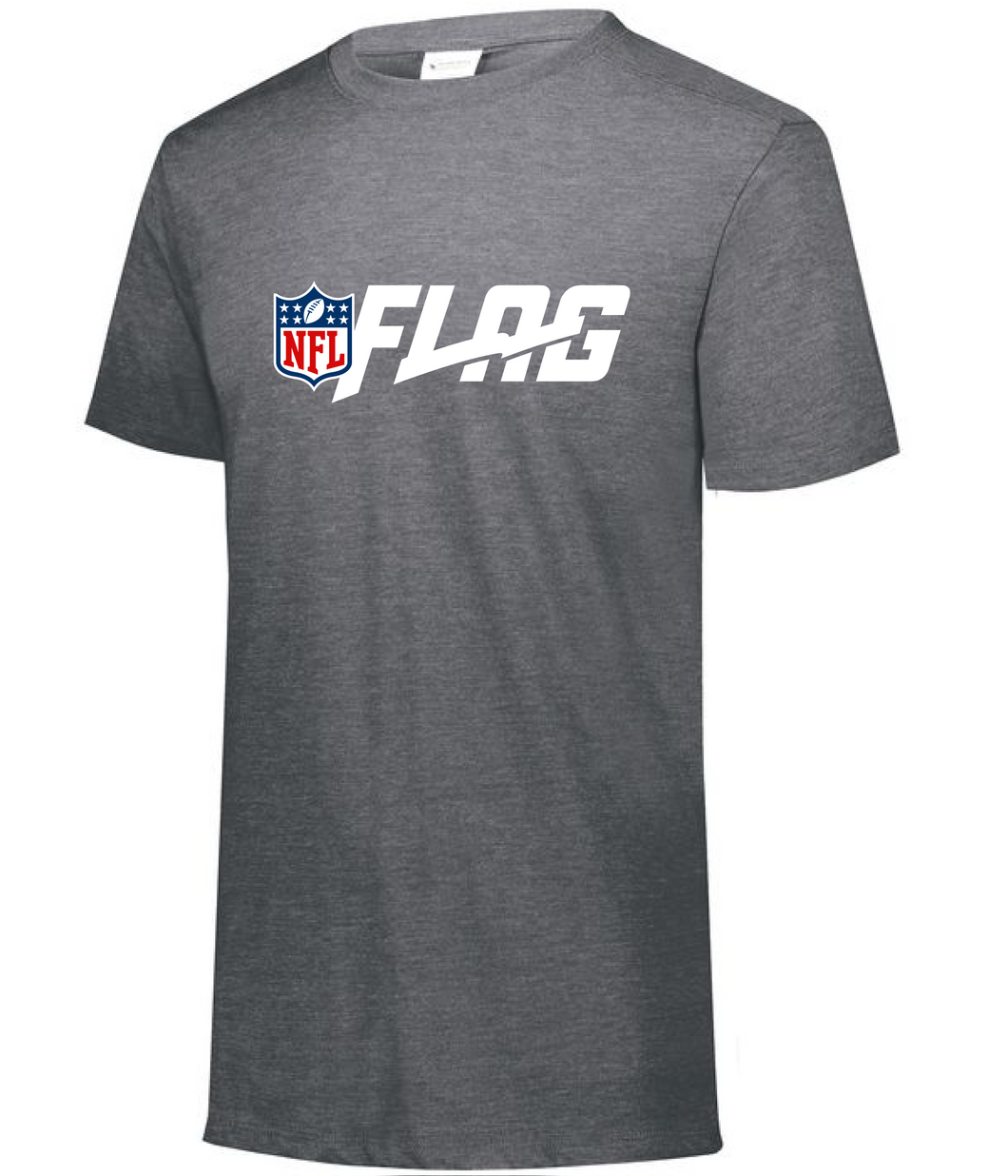 Tri Blend T Shirt - Adult - NFL FLAG