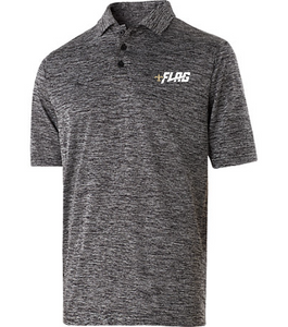 Heathered Polo - New Orleans Saints