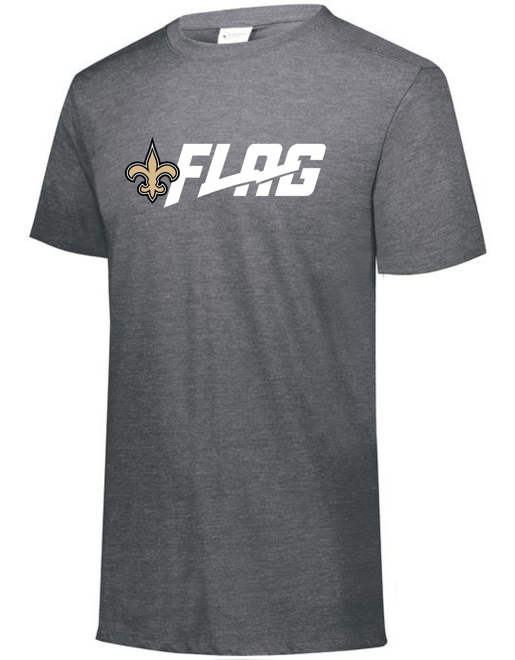 Tri Blend T Shirt - Ladies - New Orleans Saints