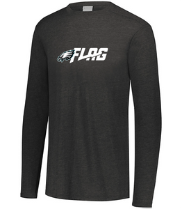 Long Sleeve Tri Blend - Youth - Philadelphia Eagles
