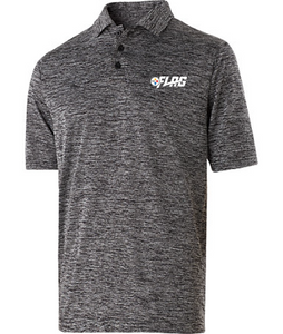 Heathered Polo - Pittsburgh Steelers