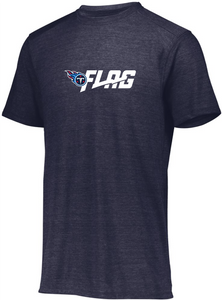 Tri Blend T Shirt - Ladies - Tennessee Titans