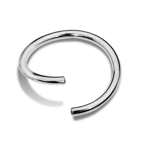 Nose Ring / Tragus Earring - Sterling Silver