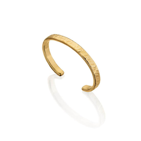 Ear Cuff 14K Yellow Gold Filled 1.2mm