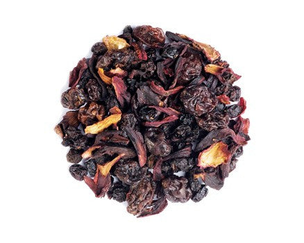 Newby Hibiscus Red Berries 250g Loose Leaf Pouch