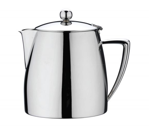 Art Deco Chrome Teapot
