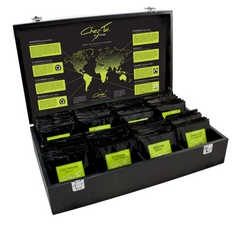 Coffee Presentation Case