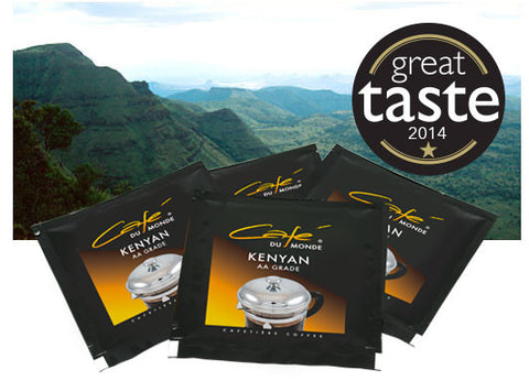 Kenyan Cafetiere Sachets