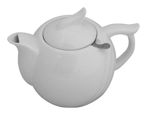 Ceramic Teapot with Infuser