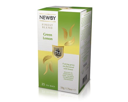Newby Green Lemon