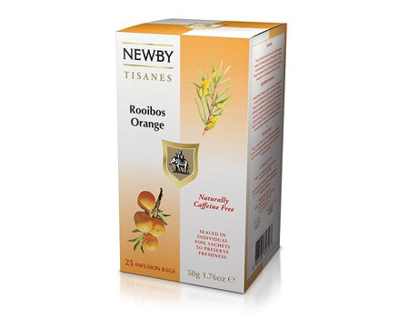 Newby Rooibos Orange