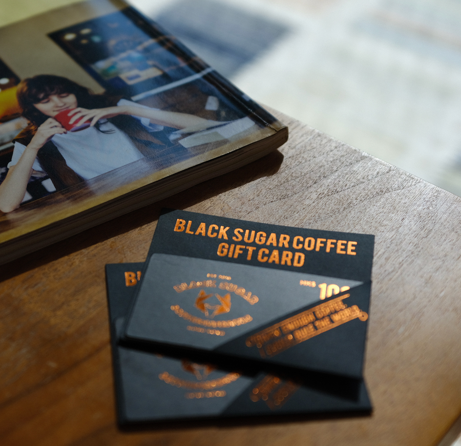 Black Sugar Gift Card