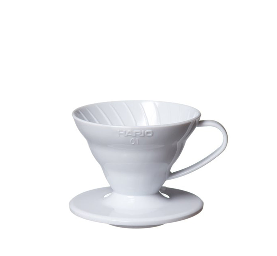 Hario V60 Ceramic Dripper 01 _ White