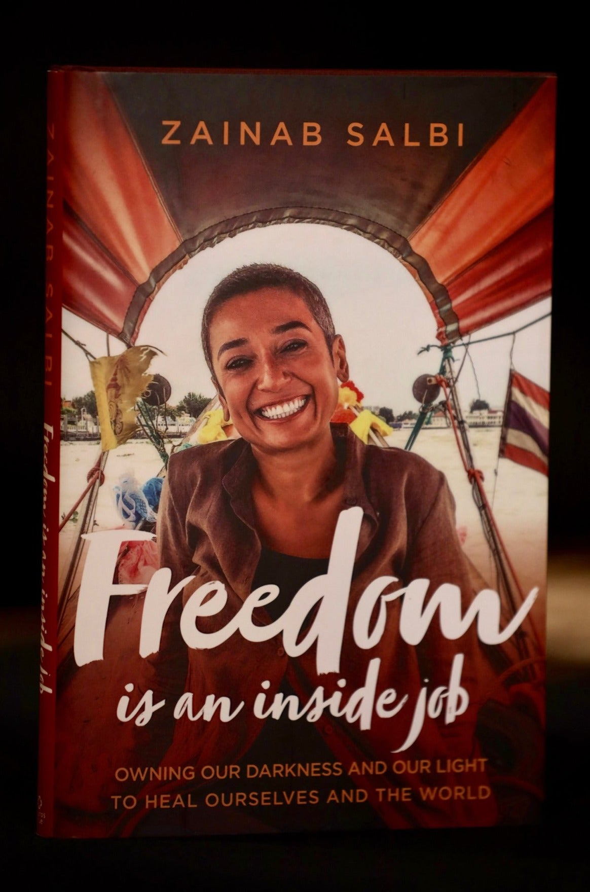 Freedom is an Inside Job