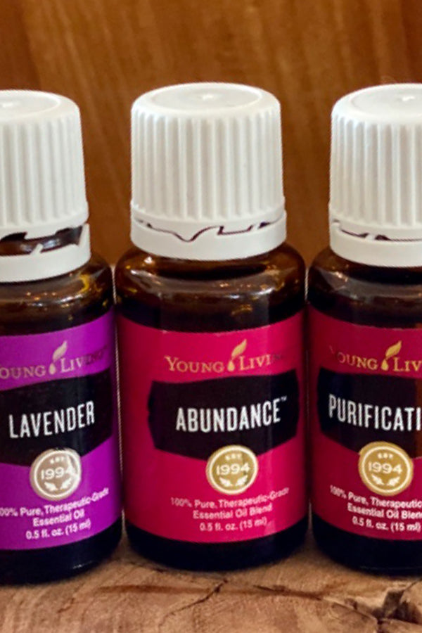 Young Living Abundance Essential Oil Young Living Abundance Essential Oil