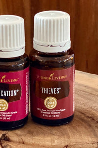 Young Living Thieves Essential Oil Young Living Thieves Essential Oil