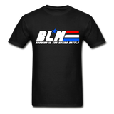 GI JOE inspired BLM Tee - black