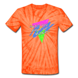 Shut Up Shirt - spider orange
