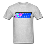 Ethic Starburst Logo - heather gray