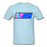 Ethic Starburst Logo - powder blue