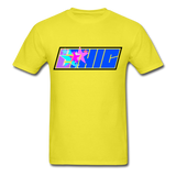 Ethic Starburst Logo - yellow