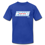 Masc Chicago Logo shirt - royal blue