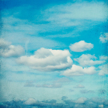 Little Cloud Greeting Card - Artpress