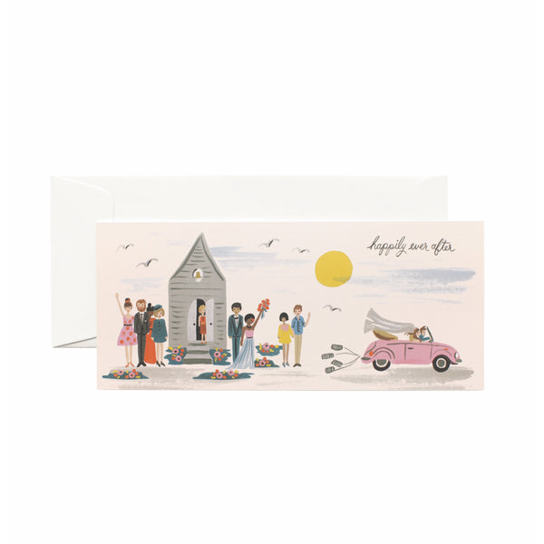 Wedding Send-Off Greeting Card - Rifle Paper