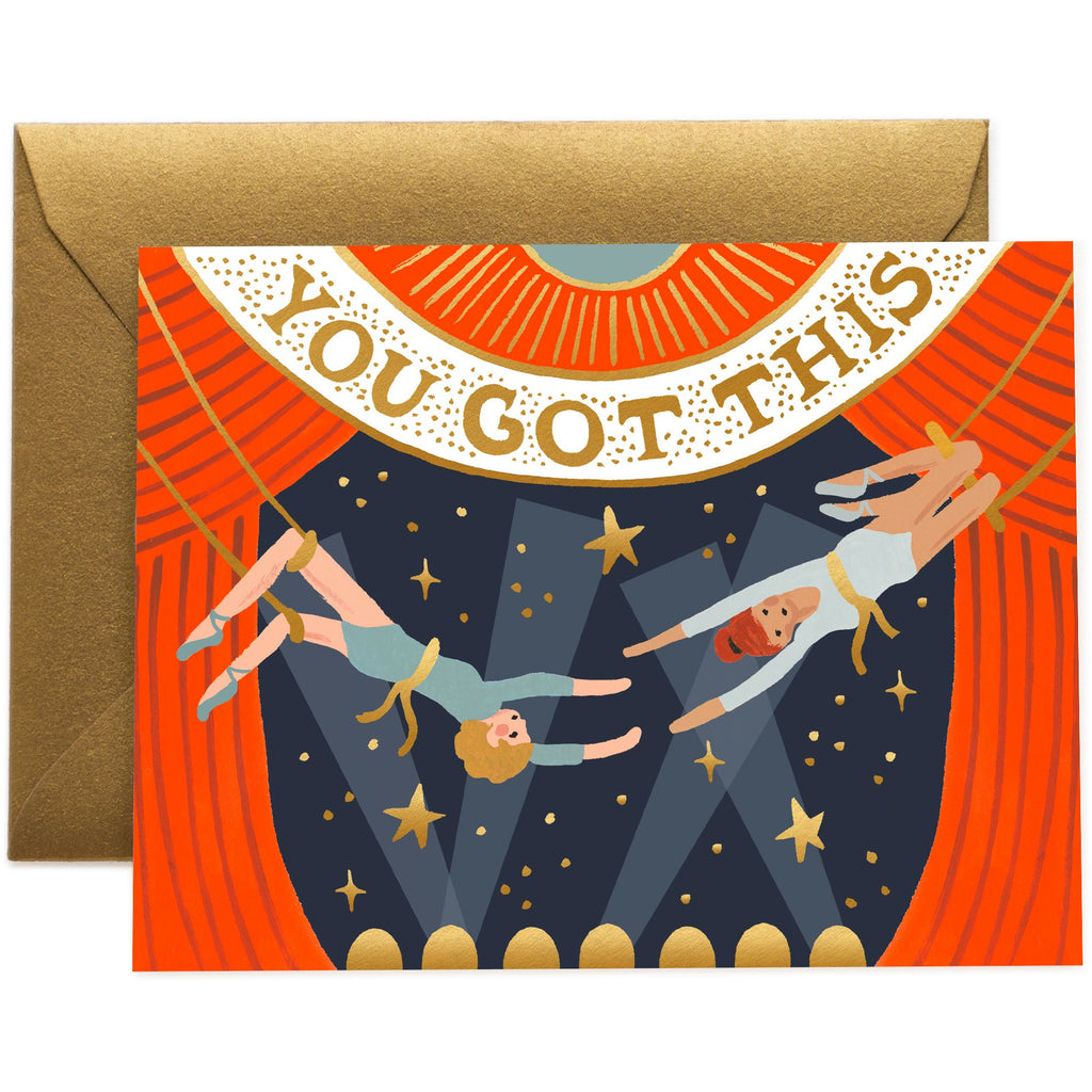 You Got This Greeting Card - Rifle Paper