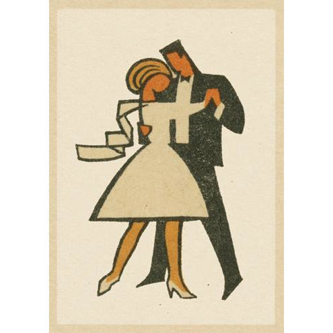 First Dance Greeting Card - Artpress