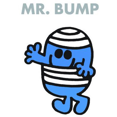 Mr Bump Greeting Card - Hype Cards