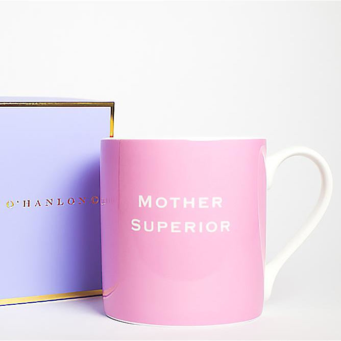 Mother Superior Mug - Susan O'Hanlon