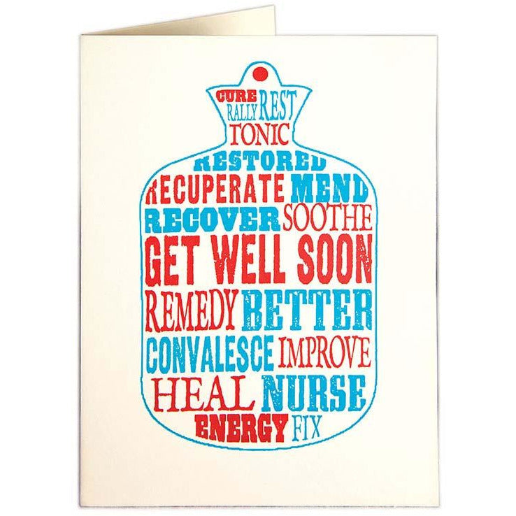 Hotty Greeting Card - Archivist Press