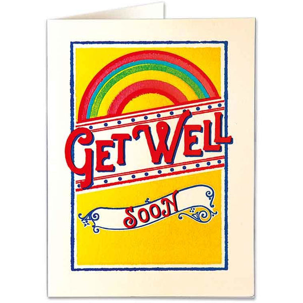Get Well Card - Archivist Press