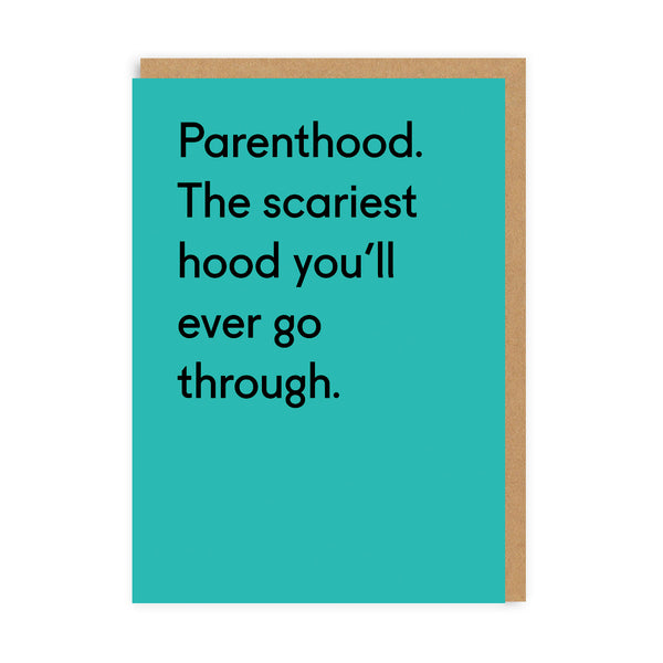 Parenthood Greeting Card - Ohh Deer