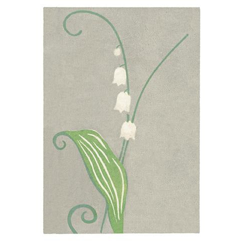 Lily of the Valley Greeting Card - Artpress