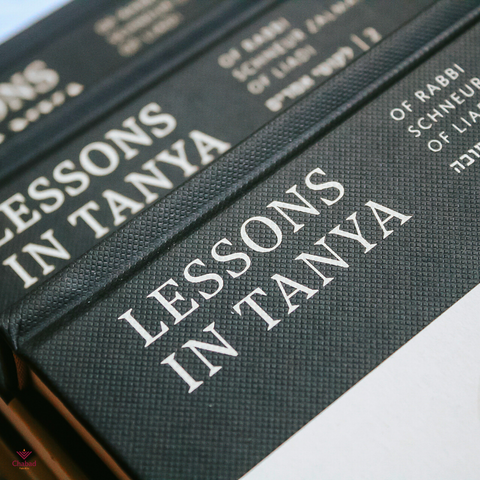 Lessons In Tanya Large Edition - Slipcased (5110680027271)
