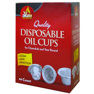 Disposable Oil Cups (44 Pack) (5209374523527)