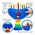Singing Menorah Plushy (5204341325959)