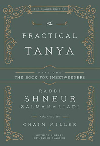 The Practical Tanya - A Book for Inbetweeners (5067302928519)