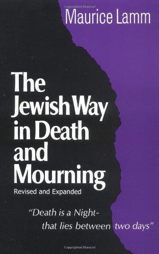 The Jewish Way in Death and Mourning (5067443503239)